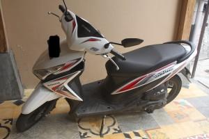 バリオ レンタルバイク