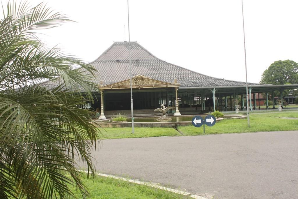 マンクヌガラン王宮