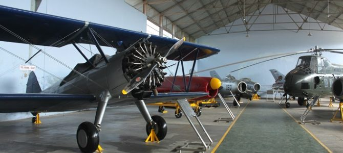 Indonesian Airforce Museum