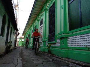 ジョグジャサイクリングツアー